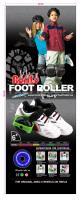 FootRoller  2 par  =  4 st